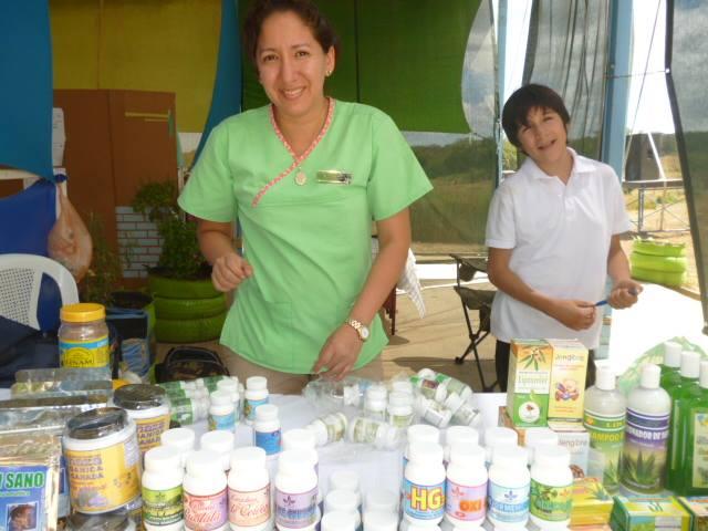 Feria de la Medicina Tradicional de los Pueblos, Terapias Alternativas