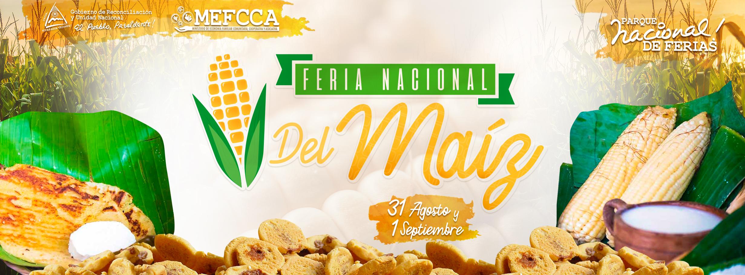 FERIA NACIONAL DEL MAÍZ