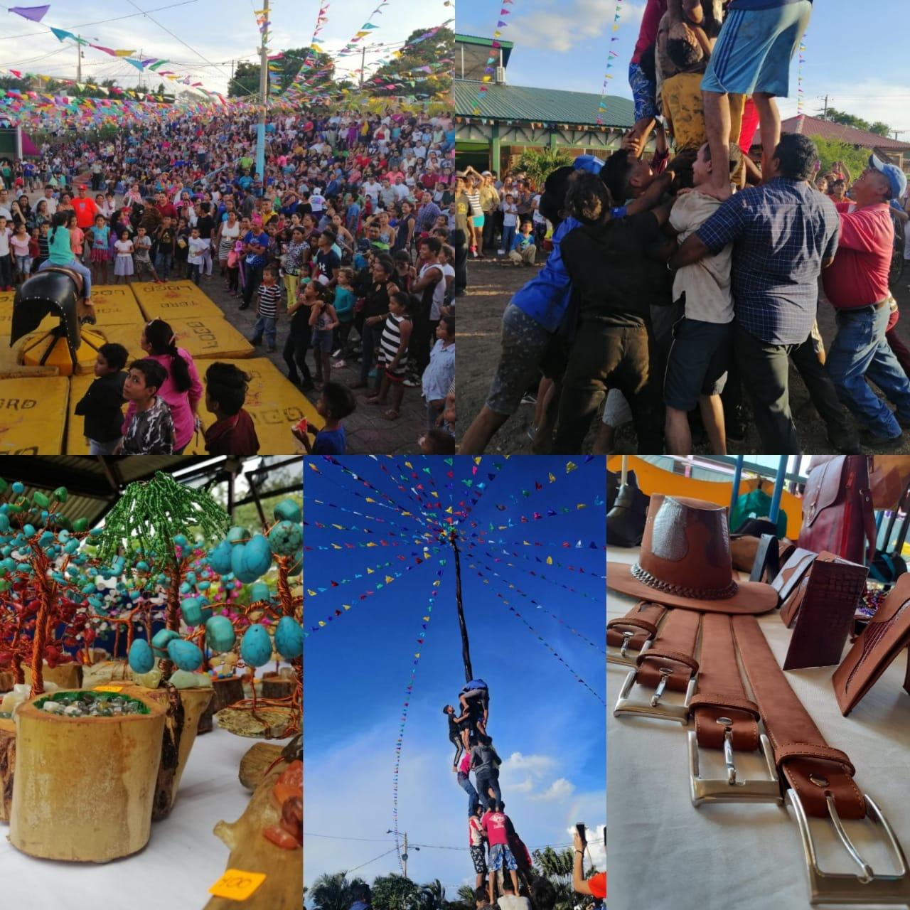 ¡Parque Nacional de Ferias, celebra a lo grande a  Minguito, con el tradicional Palo Lucio!