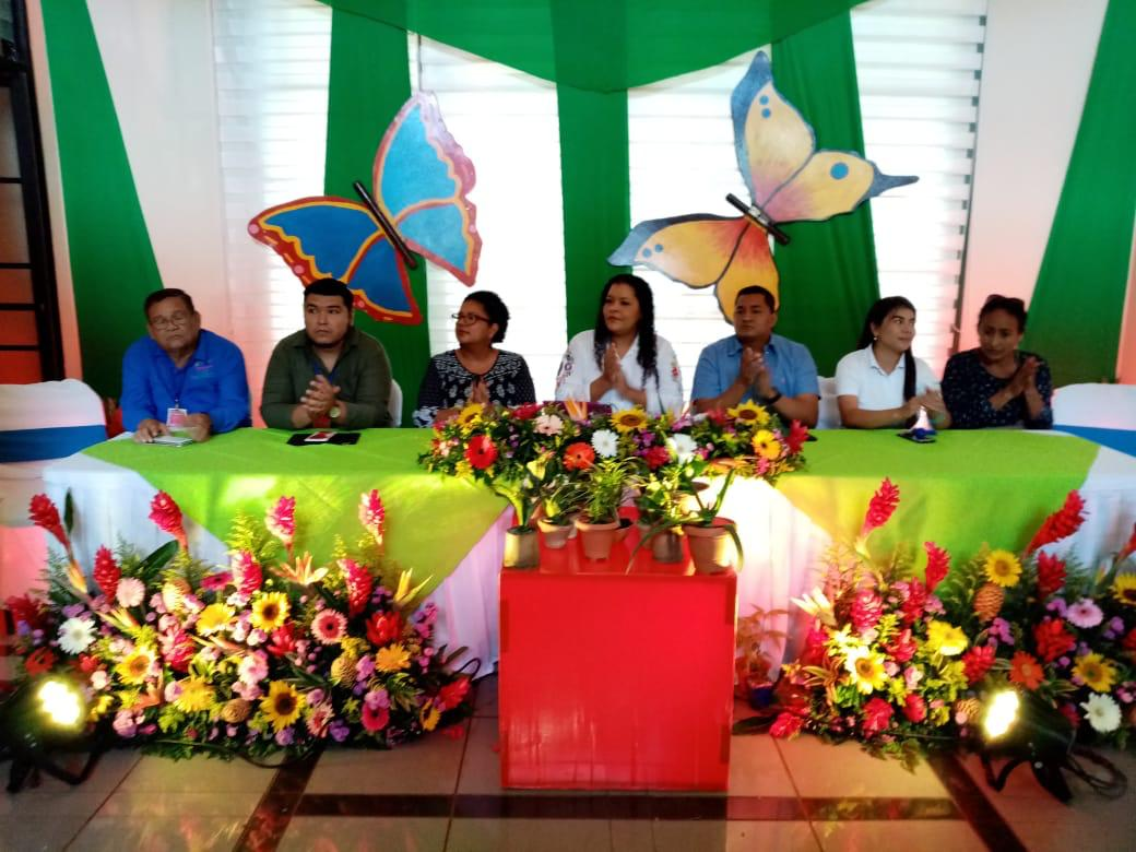 "Inauguramos el II Congreso Nacional ""Nicaragua Exótica"""