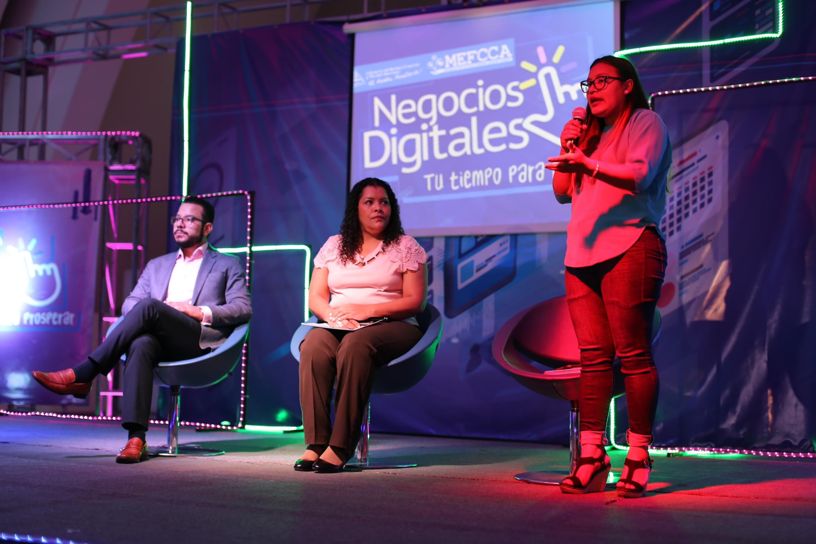 """MEFCCA realiza I Encuentro Nacional de Innovación Digital y Emprendimiento """"Innova, Comunica y Emprende"""""""
