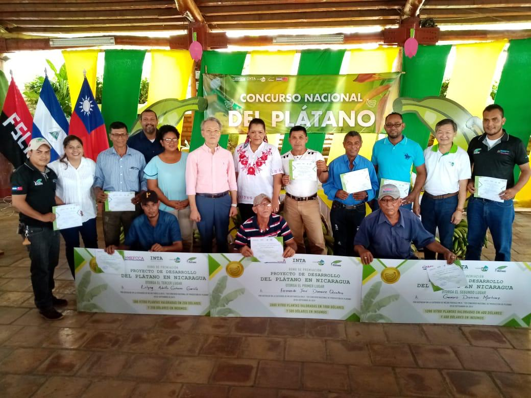 MEFCCA realiza I Concurso Nacional de Plátano