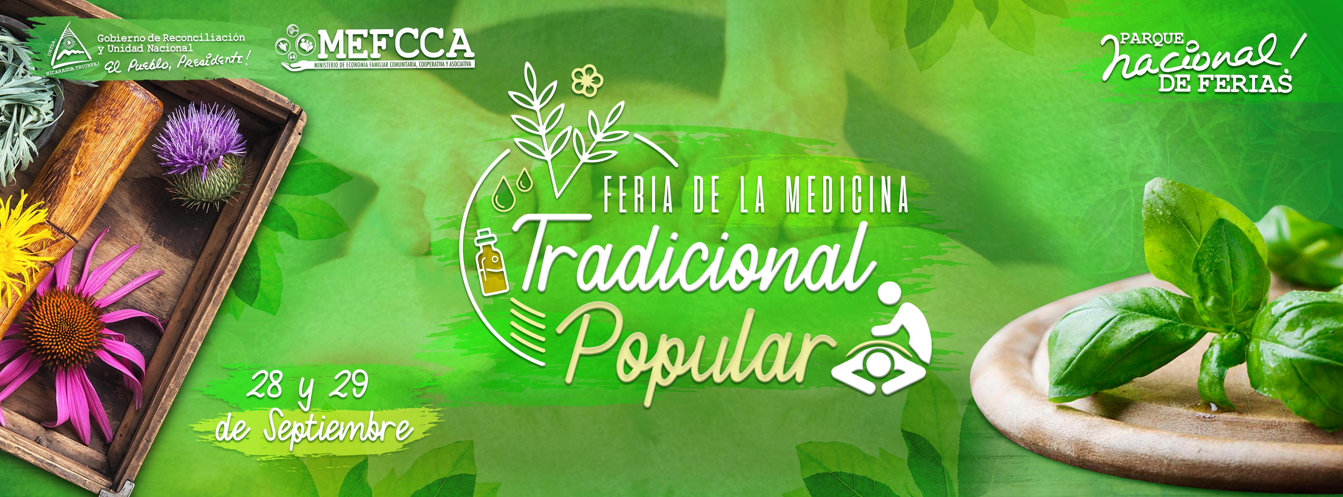 Feria de la Medicina Tradicional Popular