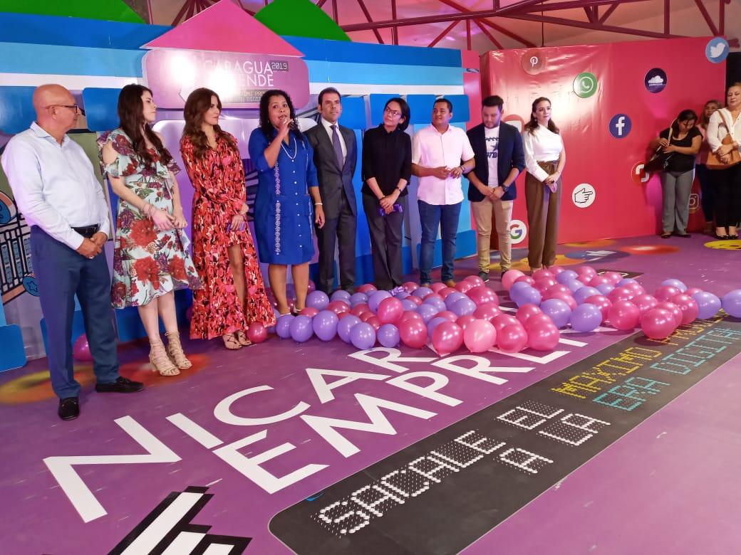 ¡ARRANCA NICARAGUA EMPRENDE 2019!