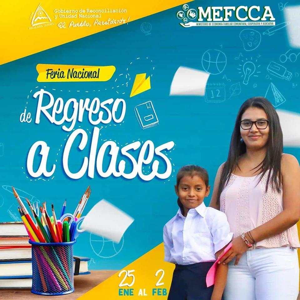 """Feria Nacional de Regreso a Clase """"Aprender, Emprender para Prosperar"""" (Útiles escolares y uniformes)"""