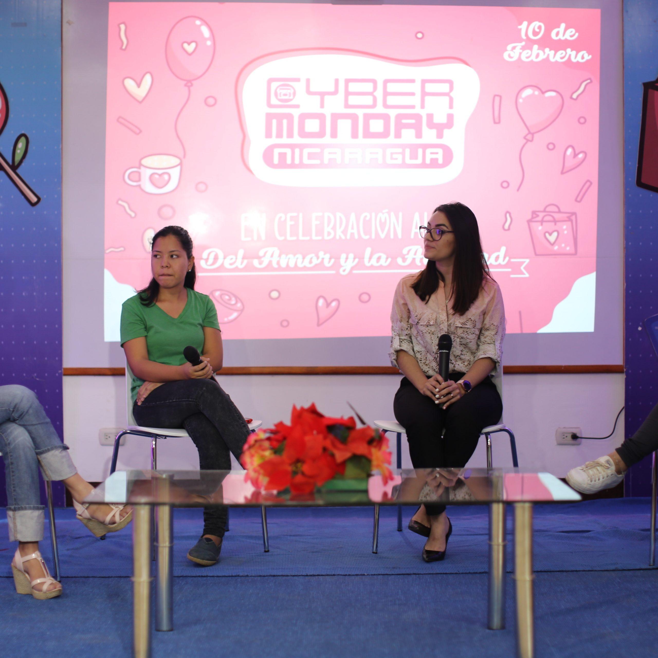 Abierta convocatoria para Cyber Monday Nicaragua, celebrando el Día del Amor y la Amistad