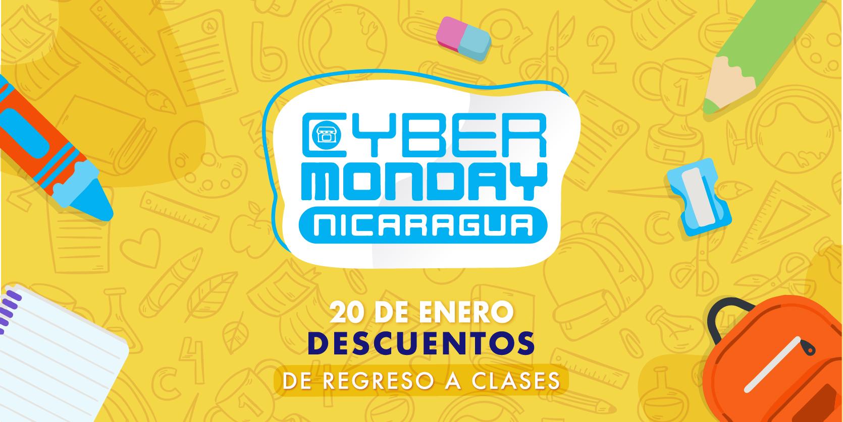 """Cyber Monday """"Descuentos de Regreso a clases"""""""