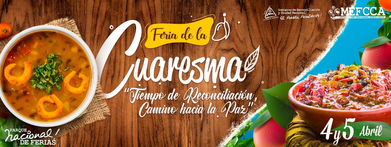"""Feria de Cuaresma """"Tiempo de Reconciliación, camino hacia la Paz"""" Familia y Comunidad"""
