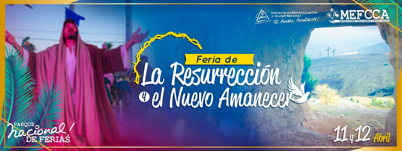 Feria de la Resurrección y el Nuevo amanecer