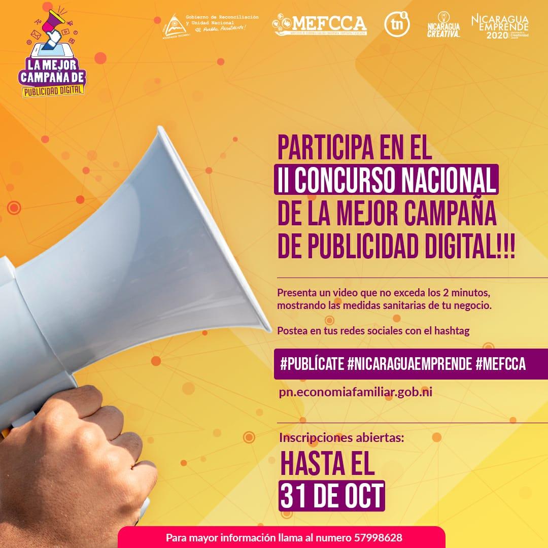 II Concurso Nacional: Mejor Campaña de Publicidad Digital