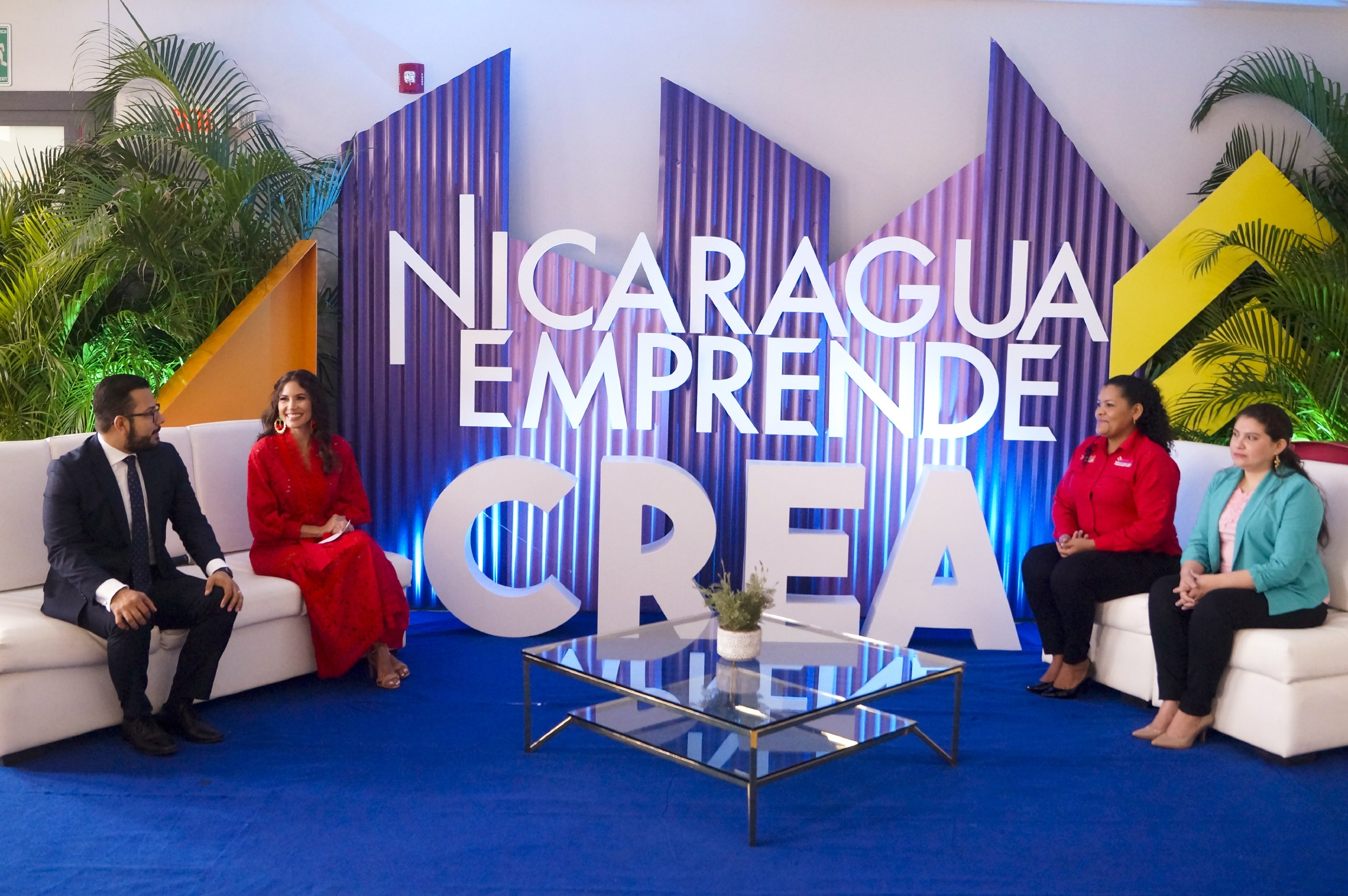 Estamos listos: ¡Nicaragua Emprende 2021!