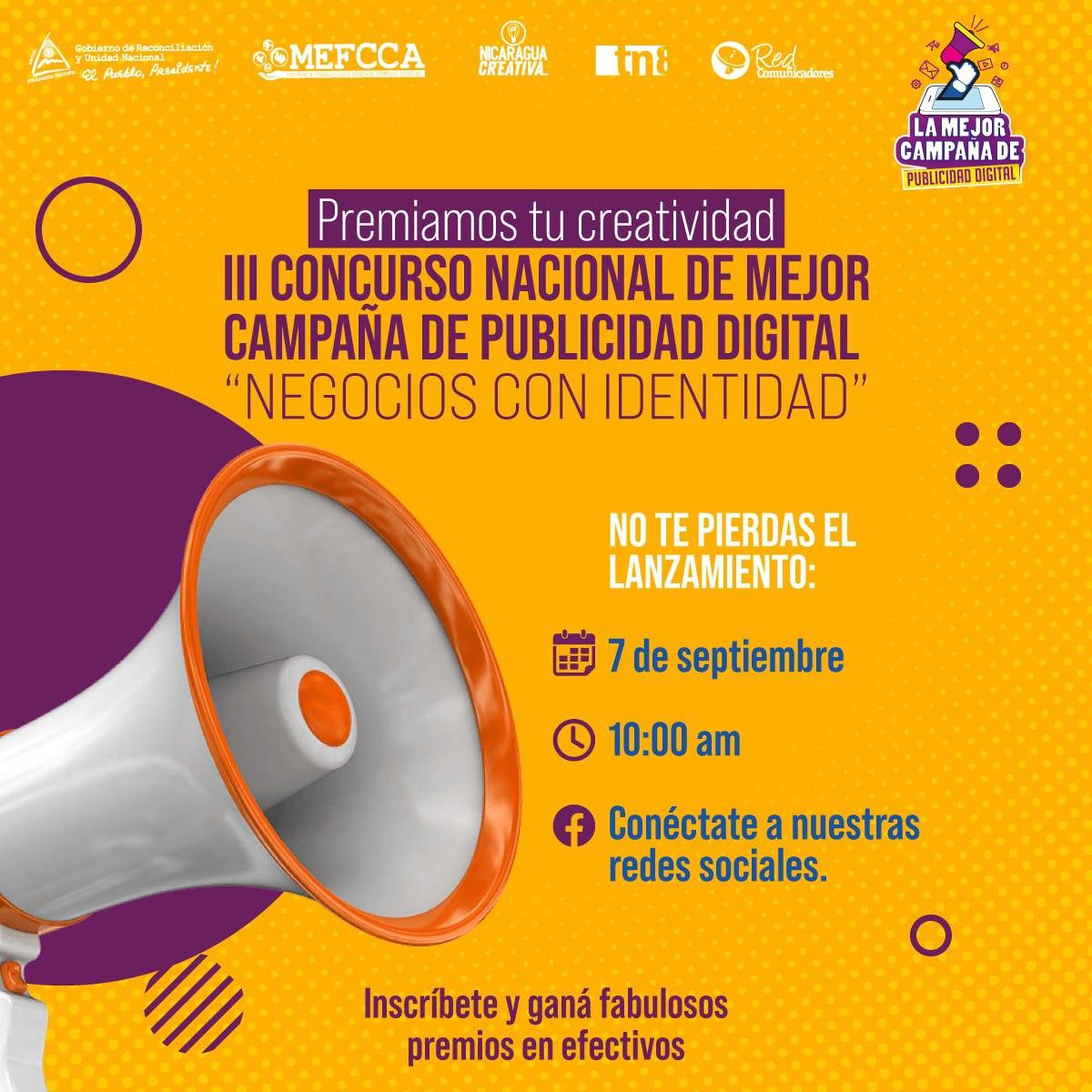 """III Concurso de la Mejor Campaña de Publicidad Digital """"Negocios con identidad"""""""